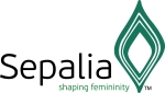 'Sepalia' is the name for a series of female symbols developed by Marga Beuth, an artistic anthropologist. Her sculptures and prints depict the vulva in abstract form and represent female energy in beautiful and strong almond-shaped motives. http://www.sepalia.com/