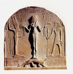 Qudshu, Caanite Goddess, Eygpt