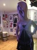 Miss Vagina Head makes an appearance